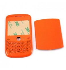 Carcasa completa naranja Blackberry 9300
