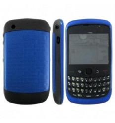 Carcasa completa azul Blackberry 9300