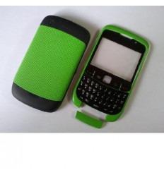 Carcasa completa verde Blackberry 9300