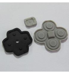 3DS gomas botones repuesto