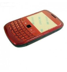 Blackberry 8520 red shell