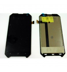 Blackview BV6000S original display lcd with black touch screen