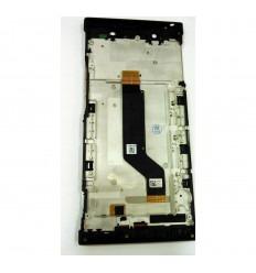SONY XPERIA XA1 ULTRA G3226 G3212 G3223 G3221 PANTALLA LCD + TACTIL NEGRO + MARCO ORIGINAL