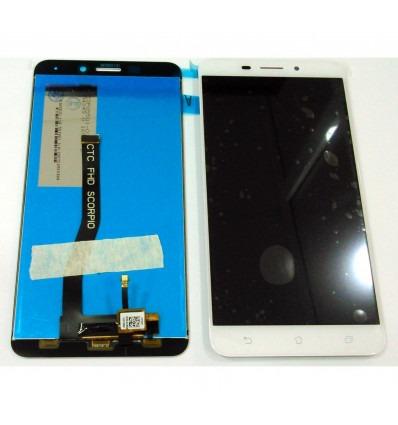 ASUS ZENFONE 3 LASER ZC551KL PANTALLA LCD TACTIL BLANCO ORIGINAL