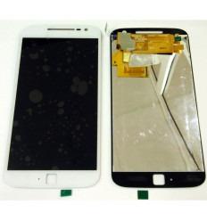MOTOROLA MOTO G4 PLUS XT1642 PANTALLA LCD + TACTIL BLANCO ORIGINAL