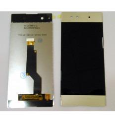 SONY XPERIA XA1 G3121 G3123 G3125 PANTALLA LCD + TÁCTIL DORADO ORIGINAL