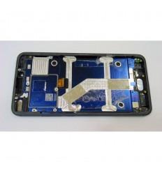MEIZU MEILAN X M3X HELIO PANTALLA LCD + TÁCTIL AZUL + MARCO ORIGINAL
