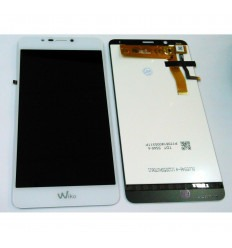 WIKO TOMMY 2 PLUS PANTALLA LCD + TACTIL BLANCO ORIGINAL