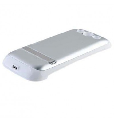 3200 mAh External Battery for SAMSUNG Galaxy SIII i9300 whit