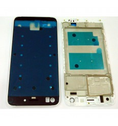 HUAWEI ASCEND Y7 2017 CARCASA FRONTAL BLANCO ORIGINAL