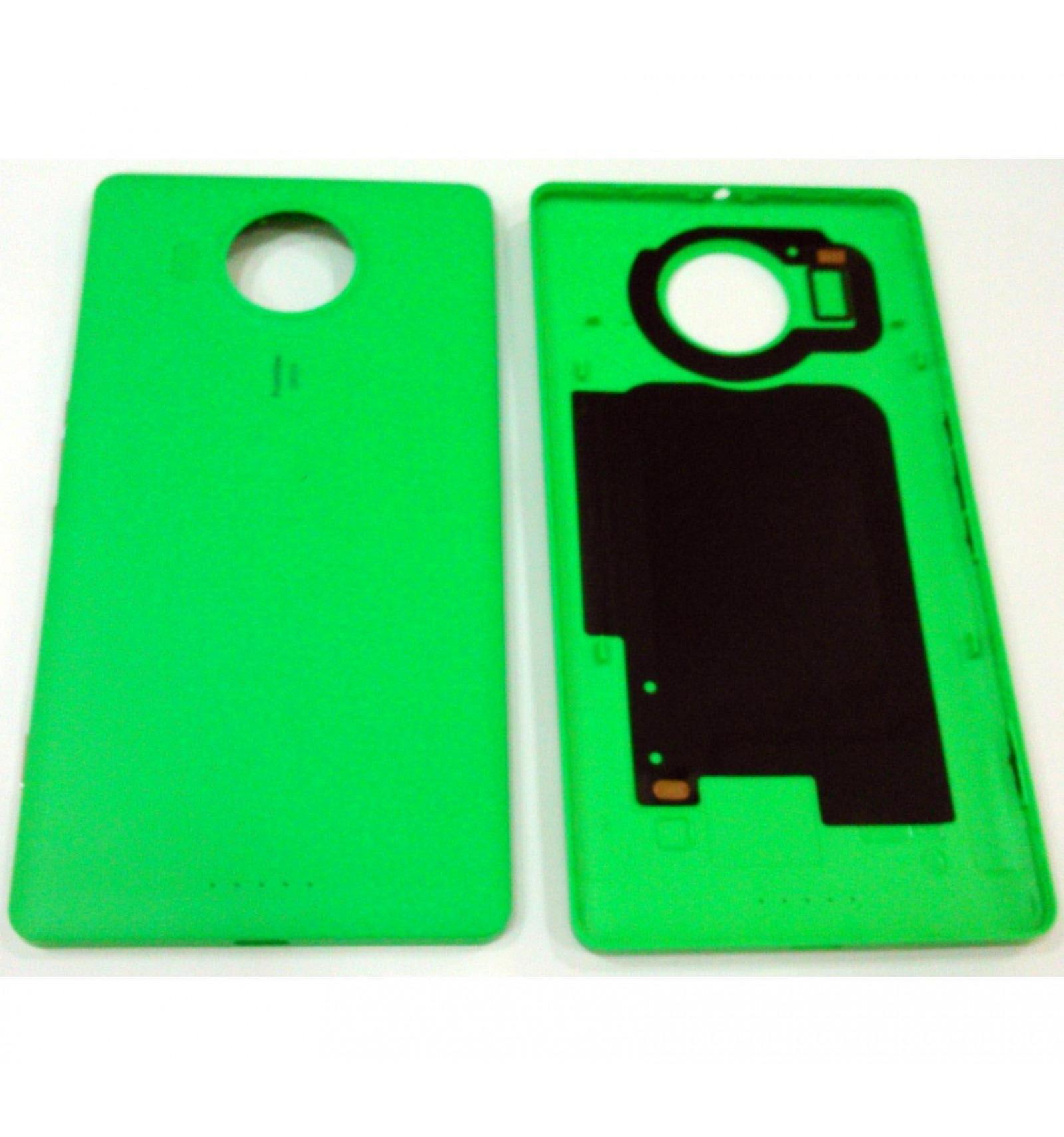 Nokia Microsoft Lumia 950 Xl 950xl Green Battery Cover Tapa Batera Verde