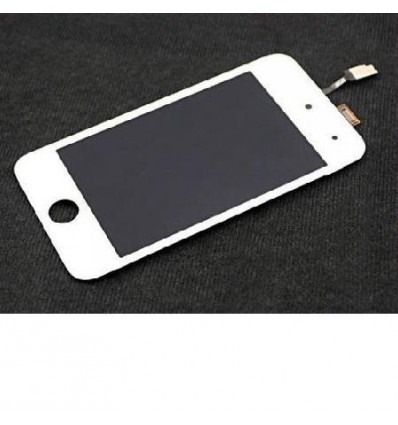 iPod touch 4 lcd whith white touch screen
