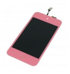 iPod touch 4 lcd whith touch screen pink and home button