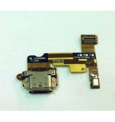 LG G6 H870 FLEX CONECTOR DE CARGA USB TIPO C ORIGINAL