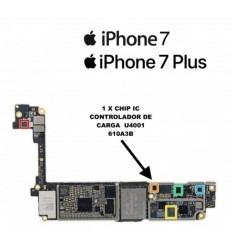 IPHONE 7 7 PLUS IC CONTROLADOR DE CARGA USB 610A3B 610A38 36 PINES U4001