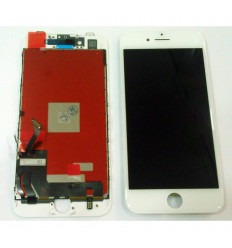 iPhone 8 compatible display lcd with white touch screen