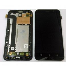 ASUS ZENFONE GO ZB552KL X007D PANTALLA LCD + TÁCTIL NEGRO + MARCO ORIGINAL