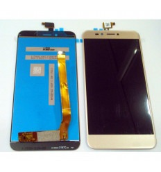 Wiko U pulse Lite original display lcd with gold touch screen