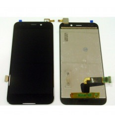 Wiko Wim Lite original display lcd with black touch screen