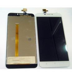 OUKITEL U20 PLUS PANTALLA LCD + TACTIL BLANCO ORIGINAL