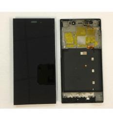 XIAOMI MIUI MI3 M3 PANTALLA LCD + TÁCTIL NEGRO+ MARCO ORIGINAL WCDMA