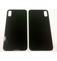 IPHONE X TAPA BATERIA NEGRA