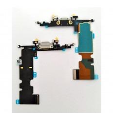 IPhone 8 Plus A1864 A1897 A1898 original charging port flex white