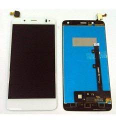 BQ AQUARIS V PLUS TFT5K2256FPC-A3-E PANTALLA LCD + TACTIL BLANCO ORIGINAL