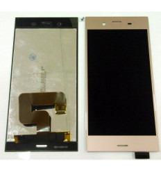 SONY XPERIA XZ1 G8341 G8342 G8343 PANTALLA LCD + TACTIL ROSA ORIGINAL