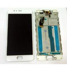 MEIZU MEILAN M5S 5S PANTALLA LCD + TACTIL BLANCO + MARCO ORIGINAL