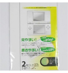 Screen safe for Nintendo DS