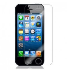 iPhone 5 screen protector transparent