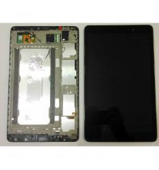 HUAWEI MEDIAPAD T2 10 PRO FDR-A01W FDR-A01L PANTALLA LCD + TACTIL NEGRO + MARCO ORIGINAL
