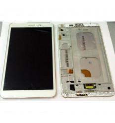 HUAWEI MEDIAPAD T2 8 PRO PANTALLA LCD + TACTIL BLANCO + MARCO ORIGINAL