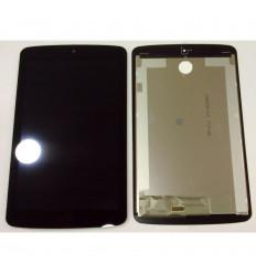 LG G PAD F LK430 PANTALLA LCD + TACTIL NEGRO ORIGINAL