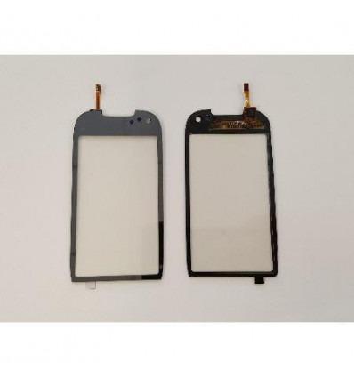 Nokia C7 touch screen silver original whith frame