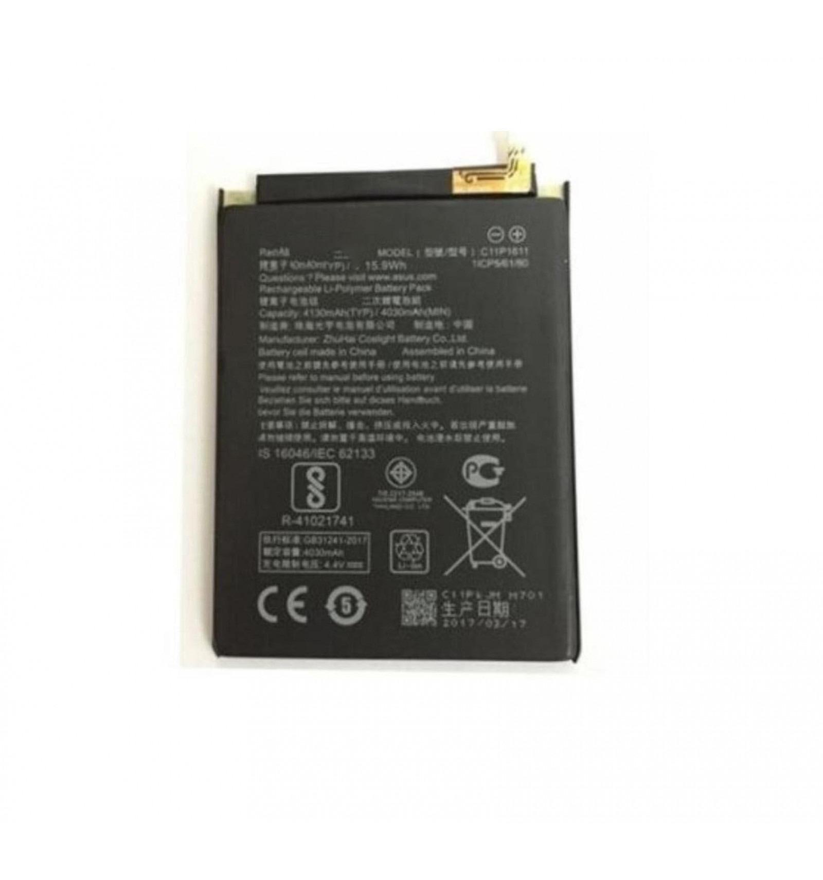 Bateria Original C11P1611 Asus Zenfone 3 Max ZC520TL