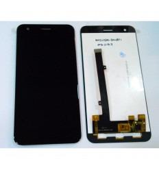 ZTE BLADE A506 ORANGE DIVE 71 PANTALLA LCD + TACTIL NEGRO ORIGINAL
