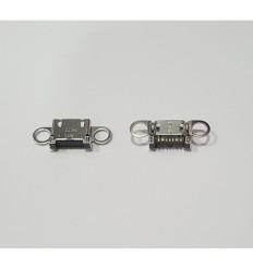Samsung Galaxy S6 G9200 G920F conector de carga micro usb or