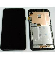 ASUS FONEPAD NOTE 6 PANTALLA LCD + TÁCTIL NEGRO + MARCO ORIGINAL
