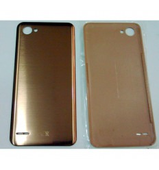 LG Q6 M700A Q6 ALPHA M700 Q6+ M700DSN TAPA BATERIA DORADA