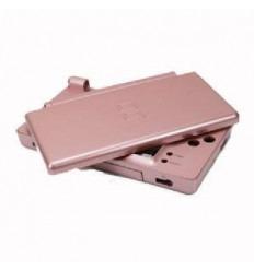 Carcasa repuesto para NDSLite Rosa metalizado