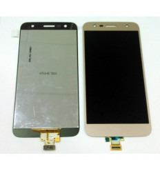 LG X POWER 2 PANTALLA LCD + TACTIL ROSA ORIGINAL