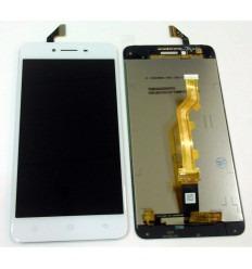 OPPO A37 PANTALLA LCD + TACTIL BLANCO ORIGINAL