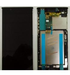SONY XPERIA L1 G3311 G3312 G3313 PANTALLA LCD + TACTIL NEGRO + MARCO ORIGINAL