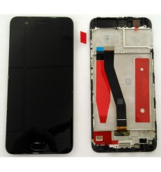 HUAWEI ASCEND P10 PANTALLA LCD + TACTIL NEGRO + MARCO ORIGINAL