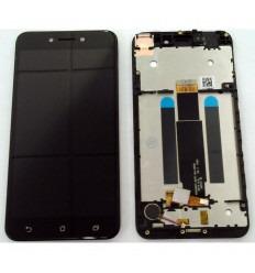 ASUS ZENFONE LIVE ZB501KL PANTALLA LCD + TACTIL NEGRO + MARCO ORIGINAL