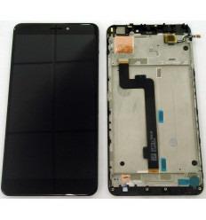 XIAOMI MI MAX 2 PANTALLA LCD + TACTIL NEGRO + MARCO ORIGINAL