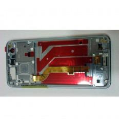 HUAWEI HONOR 9 STF-L09 PANTALLA LCD + TACTIL GRIS + MARCO ORIGINAL