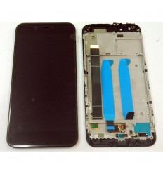 XIAOMI MI 5X MI A1 PANTALLA LCD + TACTIL NEGRO + MARCO ORIGINAL